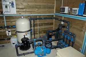 les filtrations piscine idees piscine With conception local technique piscine
