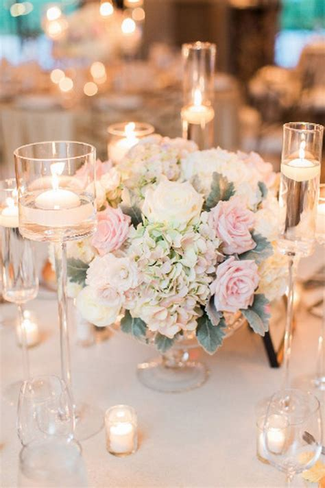 15 Elegant Blush Pink Wedding Centerpieces for 2021 Page