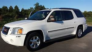 Sold 2004 Gmc Envoy Xuv 4x4 Slt Trim 82k Summit White 4 2l