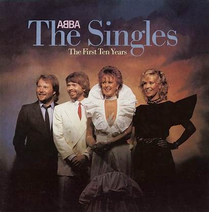 Abba Singles Ten Lp Ex Album Vinyl