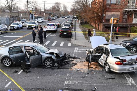 Elderly Woman Killed In Brooklyn Car Accident