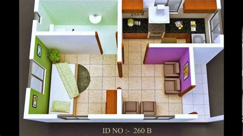 desain interior rumah minimalis type   lantai cantik