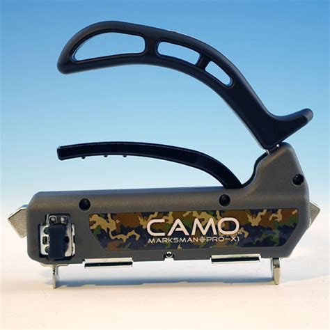 camo deck tool news updates the new marksman pro x1 from camo