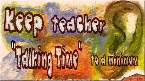 inspiring education quotes teacher talking time
