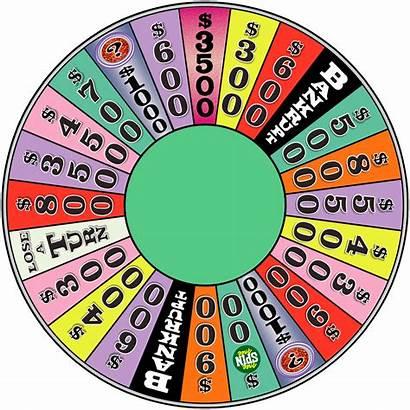 Mystery Round Pc Fortune Wheel Wof Wheelgenius