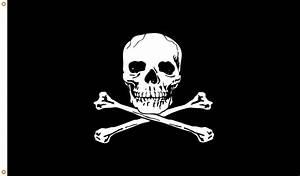 Jolly Roger Outdoor Flags - Rocky Mountain Flag & Kite Company