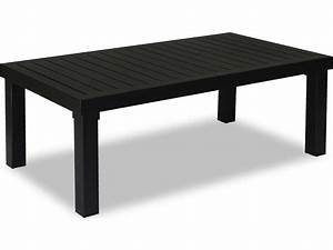 Sunset west quick ship monterey 44 x 24 rectangular coffee for 24 x 24 coffee table