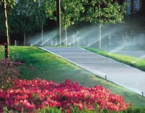 landscaping sprinklers sprinkler systems