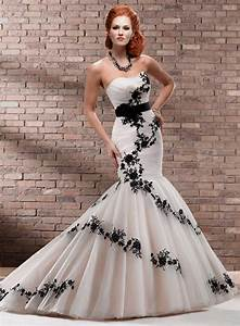 black white and gold wedding dresses naf dresses With black and gold wedding gown