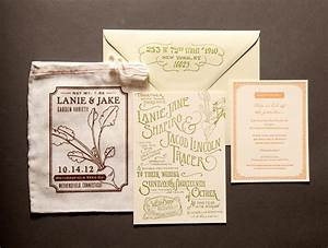 seed packet garden wedding invitation and additional With packets of wedding invitations