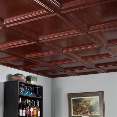 Decorative Ceiling Panels by 1000 Ideas About Wood Ceiling Panels On Wood