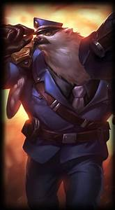 Captain Volibear Skin for SALE Get it NOW