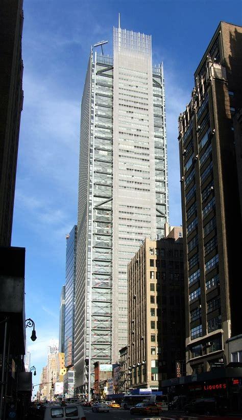 york times tower building edificio megaconstrucciones skyscraper video