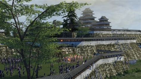 med siege total war shogun 2 bomb