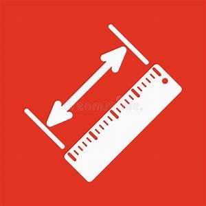 Regle A Echelle : l 39 ic ne diagonale de mesure r gle et r gle symbole d ~ Premium-room.com Idées de Décoration