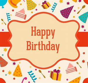 Download happy birthday frame free vector download (10,418 ...