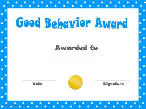 printable kids award certificate templates printable