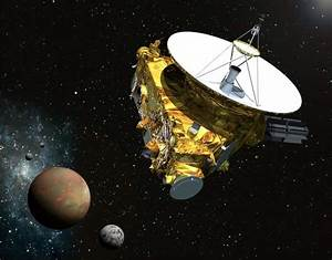 Pluto-bound probe suffers temporary brain freeze - space ...