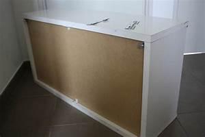 fixer un meuble suspendu obasinccom With fixer un meuble suspendu