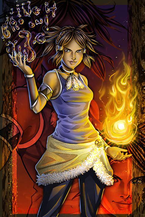 anime blog avatar korra