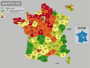 Carte France Pollution : pollution de l eau en france carte popkensburg ~ Medecine-chirurgie-esthetiques.com Avis de Voitures