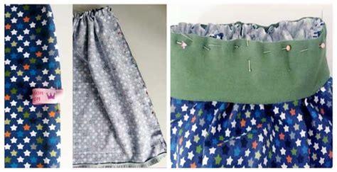 kostenlose anleitung kinderrock aus jersey naehen der