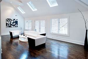 Modern and Plenty of White - Interiors By Color