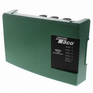 Sr504-4 - Taco Sr504-4