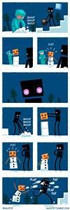 Minecraft Enderman Girl Anime | deviantART: More Like ...