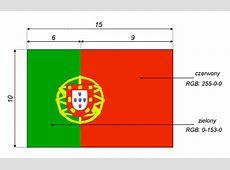 Flaga Portugalii – Wikipedia, wolna encyklopedia