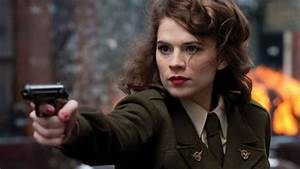 Hayley Atwell does not approve of that Civil War kiss either