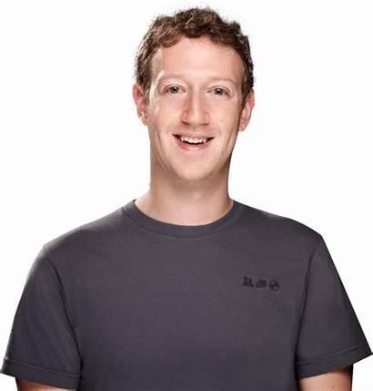Zuckerberg Mark Transparent Celebrities Billion Away Clipart