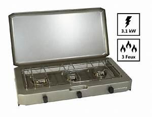 Plaque De Cuisson 3 Feux Gaz : plaques de cuisson gaz comparez les prix pour ~ Voncanada.com Idées de Décoration