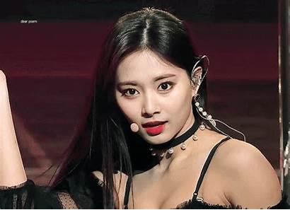 Joy Tzuyu Stage Hush Dance Miss Compare