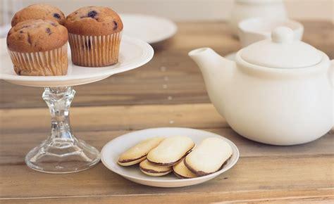 tea party muffins teapot  photo  pixabay