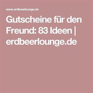 Selbstgemachte Gutscheine Für Freund : gutscheine f r den freund 83 ideen gutscheine f r den freund gutscheine und freundin ~ Eleganceandgraceweddings.com Haus und Dekorationen