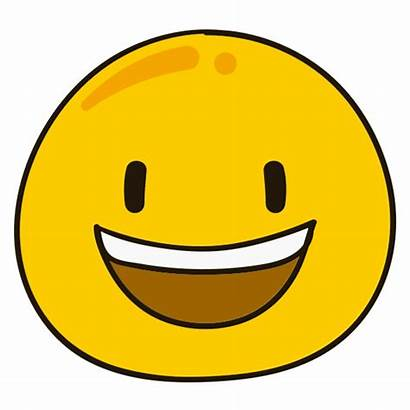 Happy Smiley Sticker Stickers