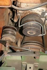 Old Tiller  Solved The Belt Puzzle