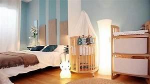 Idees deco chambre parents for Chambre bébé design avec chevalière homme fleur de lys