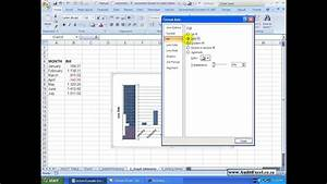Box Chart Excel Excel 2007 Graphs Horizontal And Vertical Axis Youtube