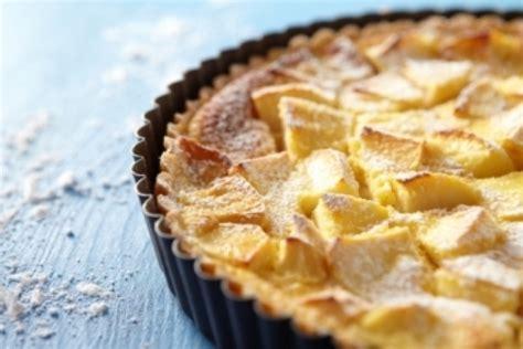 recette pate tarte aux pommes tarte aux pommes recettes de tarte aux pommes par l atelier des chefs