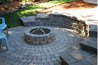 fire pit construction Backyard Fire Pits - Design & Installation | Vancouver WA