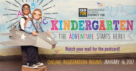 set kindergarten registration nights