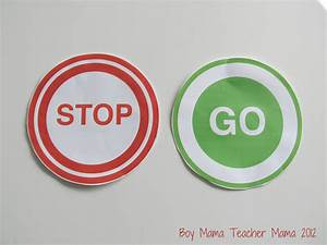 Stop And Go : boy mama stop and go boy mama teacher mama ~ Medecine-chirurgie-esthetiques.com Avis de Voitures