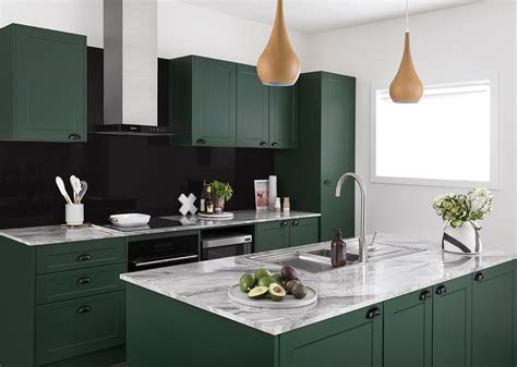 Kitchen Cupboard Colours by New Trends Kitchen Colours Kaboodle Kitchen