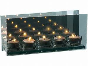 Glas Kerzenhalter Für Teelichter : rosenstein s hne kerzenhalter teelichthalter aus verspiegeltem glas f r 5 teelichter ~ Bigdaddyawards.com Haus und Dekorationen
