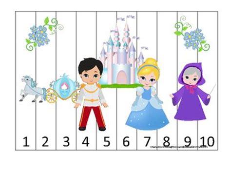 cinderella activities for preschool number sequencing activities for preschoolers counting 918