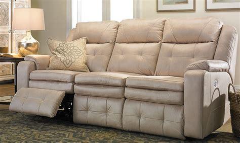 Sofa Loveseat Recliner by Haynes Furniture Inspire Power Reclining Sofa