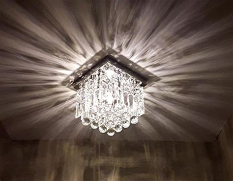 Moooni Hallway Crystal Chandelier 1