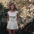 Barbara Kwiatkowska-Lass photographed by Peter Basch, 1961 ...